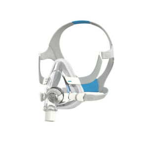 **2 Free Filters** Resmed AirTouch F20 full face CPAP Mask, Sleep apnea - Medium