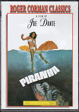 PIRANHA-20th Anniv Special-Piranhas eating everything in sight-AN HOMAGE TO JAWS