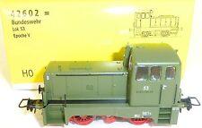 Bundeswehr Locomotora diésel Locomotora 53 DSS EPV BRAWA 42602 NUEVO KB5 µ