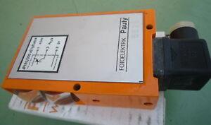 PAULY Fotoelektrik Reflexlichtschranke Lichtschranke JP182 / 300 24V Sensor