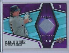 MAGGLIO ORDONEZ 2008 Upper Deck Spectrum Spectrum Swatches #24/30 Jersey (B4789)