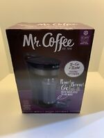 Mr. Coffee Pour! Brew! Go! 16 Once Personal Coffee Maker - Black