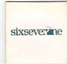 (EZ374) Sixsevenine, 5 track sampler - 2008 DJ CD