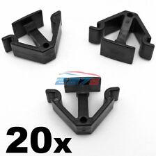 20x Techo Interior / techo revestimiento Clips Bordes plástico para SEAT