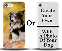 Border Collie Dog Phone Case Cover Dogs Puppy Pet Gift Present Sheep D134
