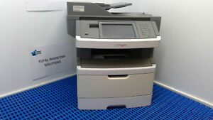 Lexmark X466DE MFP  Printer