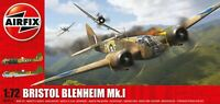 AIRFIX® 1:72 BRISTOL BLENHEIM MK.I MODEL AIRCRAFT KIT WW2 BOMBER PLANE A04016