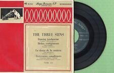 THE THREE SUNS / Dancing Tambourine / VOZ AMO 7EML101 Press Spain 1956 EP VG+
