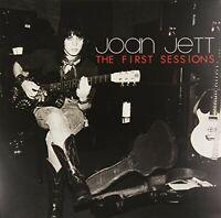 Joan Jett - The First Sessions [New Vinyl] Black, Colored Vinyl, Ltd Ed, White,
