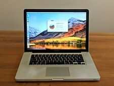 "Apple MacBook Pro 15.4"" MD104B/A 2012 A1286 MD104LL 2.6 GHz 16GB 1TB SSD GT 650M"
