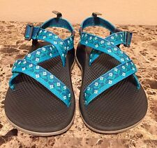 CHACO Girls Youth Sports Beach Summer Sandals Size 3 Adjustable Pre Owned