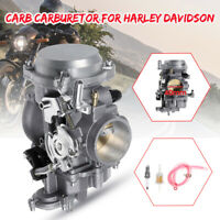 Carb Carburetor 40mm For Harley Davidson Softail Dyna & FXR Touring 27490-04