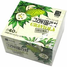 NOKCHAWON Graviola Tea 40 Tea Bags (0.7g x 40T) Annona muricata