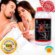 MAXIMUS Sexual Potency Male Performance Enhancement Pills Stamina Libido Delay