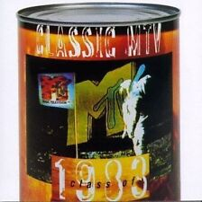 Classic MTV-Class of 1983 Thomas Dolby, Dexys Midnight Runners, Naked E.. [2 CD]