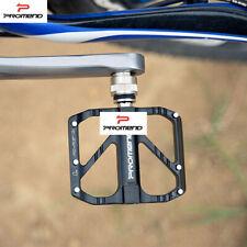1Pair PROMEND MTB BMX Bicycle Pedal Folding Bike Pedals Aluminium Alloy Original