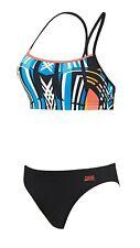 Neues AngebotZoggs Navajo 2 Stück Bikini Badeanzug Gr. 10 12 Muskel Yoga Gymnastik sportlich