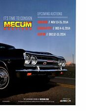 1964-1965 CHEVROLET CHEVELLE SS 327  ~  NICE AUCTION AD
