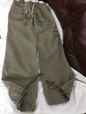 Ladies Old Navy Mid Rise Wide Leg  2 Regular