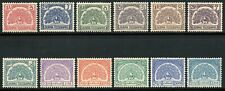 Burma Birma 1948-1954 Telegraphenmarken Telegraphs Pfau Peacock MNH / 198