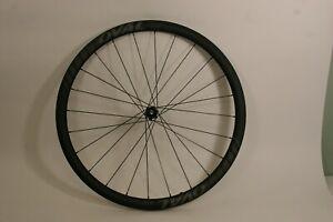 Oval Concepts 935 Disc Tubular 700 Carbon Front Wheel 24h Cntrlk 12x100 TA F3035