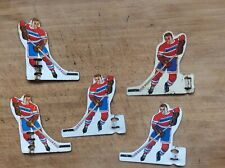 Munro Table Hockey Player From  1960's Montreal Canadiens SINGLES