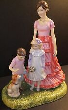 Royal Doulton Family Outing Hn 5789 New Limited Edition of 1000 New