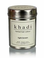 Khadi Herbal Light Brown Henna Hair Color 150gm