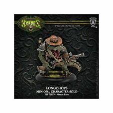 Hordes Minions Gatorman Longchops Character Solo PIP75079 FREE SH