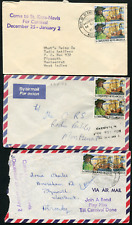 ST. KITTS-NEVIS: (17800) pirates/ships/Carnival cancel/cover