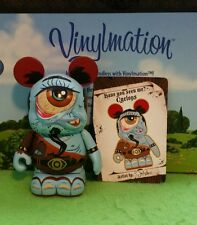"""DISNEY Vinylmation 3"""" Park Set 1 Myths and Legends Cyclops with Card"""