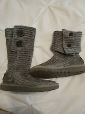Uggs girls gray sweater size 13