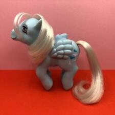 Vintage G1 My Little Pony Wind Whistler Blue Pegasus Toy UK EUR Excl. 1985 1980s