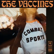 The Vaccines - Combat Sports - New Limited Edition Deluxe Orange Vinyl LP