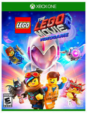 The LEGO Movie 2 Videogame - Xbox One New Factory Sealed 2019