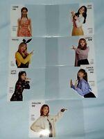 Dreamcatcher MMT Tour Photobook Transparent Photocard Set Album MyMusicTaste