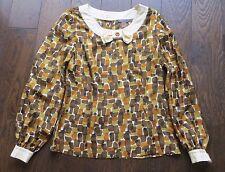 Orla Kiely Ladies Blouse size 2