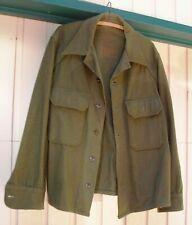 Vintage Us Army Wool Og winter shirt size large