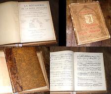 la rôtisserie de la reine Pédauque opéra partition piano chant Charles Levadé