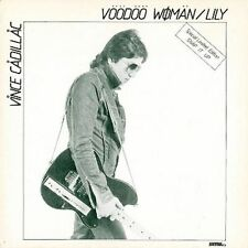 "VINCE CADILLAC Voodoo Woman 12"" Vinyl Record Limited Edition Satril 1978 EX"
