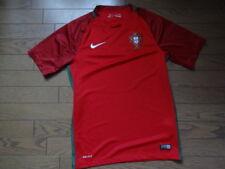 Portugal 100% Original Soccer Jersey Shirt EURO 2016 Home S Good Condition