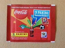 """RARE ! COCA-COLA ZERO EDITION Pochette /""""EURO 2012/"""" packet tüte bustina PANINI"""
