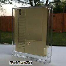 Best Nintendo NES Video Game Cartridge Display Case (PC highest quality plastic)