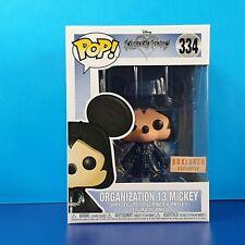 Organization 13 Mickey Mouse Funko Pop Vinyl Kingdom Hearts Box Lunch Exclusive