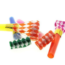 20pcs Bag Filler Blowout Cute Jazzy Whistle Blow Out Wedding Favour Party Gift