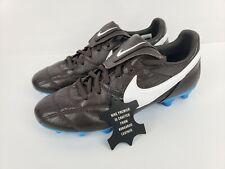Nike Premier II FG Mens Soccer Cleats Velvet Brown Leather Size 6.5 917803-214