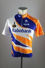 Rabobank agu radtrikot Colnago talla 3 m BW 51cm Cycling camisa bike tz4