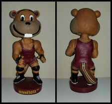 Goldy Mascot Bobblehead University Minnesota Gophers Wrestling Ultra Rare
