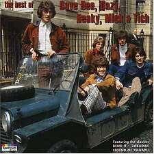 DAVE, DEE, DOZY, BEAKY, MICK & TICH/THE BEST OF * NEW CD * NOUVEAU *