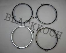 Pair Headlight Ring for Toyota Celica RA20 21 22 23 24 RA25 RA28 RA40 TA22 TA42